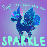 Luna Sparkle F-Art 001