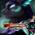 Night Queen Timewalker