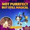 Monty Purrfect Official Image