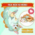 Tea-Rex Pin Official Image