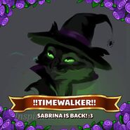 Sabrina Timewalker