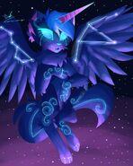 Luna sparkle 2
