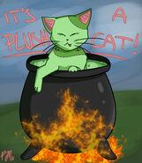 Stitch Cauldron