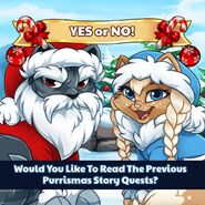Sandy Claws and Santa Paws Official Image