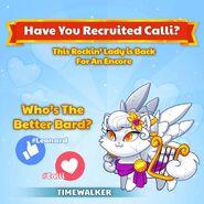 Calli Timewalker