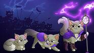 5 castle cats