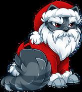Santa Paws Story Sprite