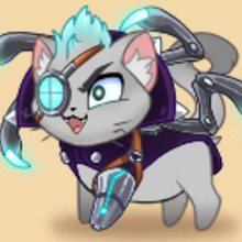 Mewton Call of Heroes 2020 Outfit.png