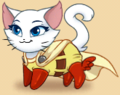 Catniss Call of Heroes Outfit
