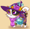 Purrcilla Halloween 2018 Outfit