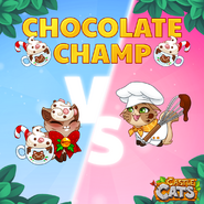 Cocoa Berry Chocolate Champ
