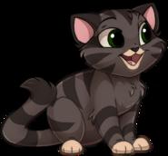 Conan Kitty Happy Story Sprite