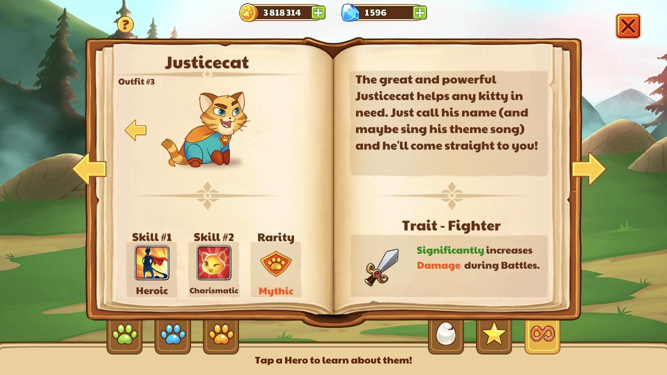 Justicecat