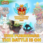 Purrismas Battle 2020