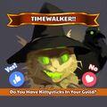 Kittysticks Timewalker 2