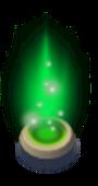 Green garrison icon