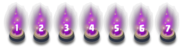Purple garrison levels