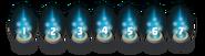 Blue garrison levels