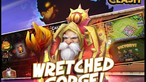 Castle Clash Wretched Gorge Update! ▐ by DylanDoesGamesAndStuff ▐