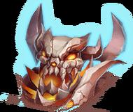 Minotaur Chieftain Icon 01