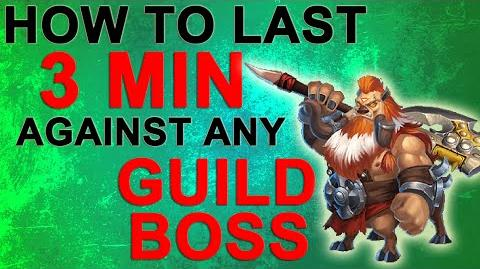 Castle Clash How to last 3 minutes against any Guild Boss-0
