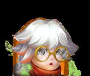 Evolved Professor Ribbit Icon