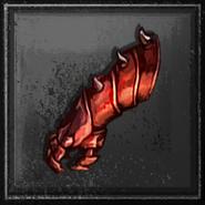Eq draculia glove