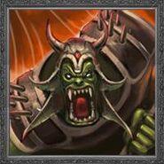 Hero orc king boss 2