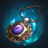 Eq winter dragon amulet