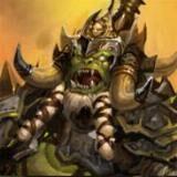 Hero orc king boss alternate