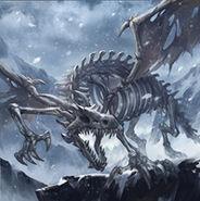 Hero winter dragon
