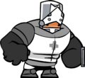 23 Beefy Open-Faced Gray Knight