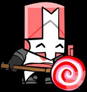 29 Pink Knight