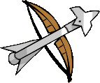 The Blacksmith's Bow and Arrow.