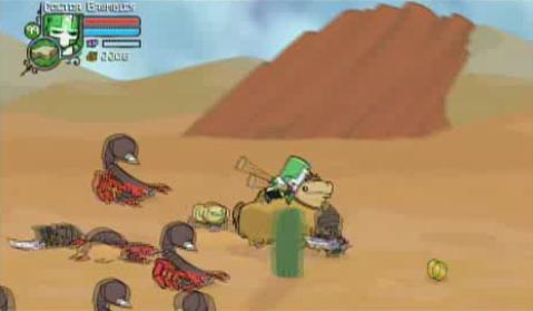 Desert Chase