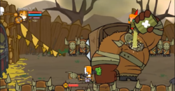 Barbarian Boss (level)