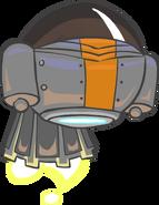 Alien Ship Boss