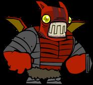 24 Beefy Fire Demon