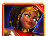 Bogenschützenkönigin