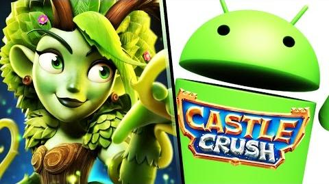 CASTLE CRUSH UPDATE - ANDROID INFOS NEUE KARTE NEUE FUNKTION