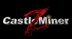 Castle Miner Z Logo