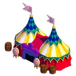 Baron's Tent