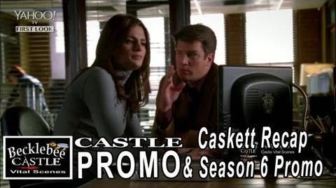 """Castle Seasons 1 - 5 Castle & Beckett """"Stroll Down Memory Lane"""" (HD)"""