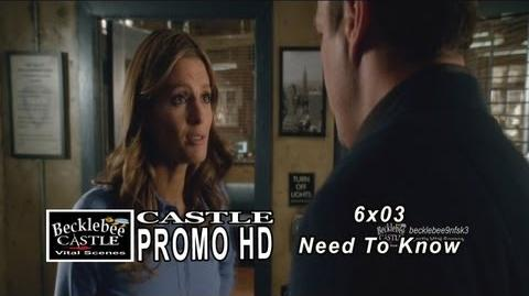 """Castle_6x03_Promo_""""Need_To_Know""""_(HD)_Season_6_Episode_3_Preview_ABC"""