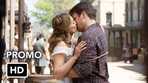 """Castle 7x07 Promo """"Once Upon A Time In The West"""" (HD)"""