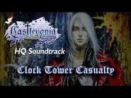 Castlevania- Harmony of Dissonance - Clock Tower Casualty (High Quality)