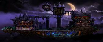 Dracula's Castle - Super Smash Bros. Ultimate - 02