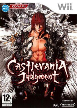 Castlevania Judgment - cubierta eur.jpg
