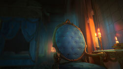 Lenores room background by jose vega