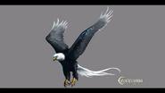 Pan's Eagle Form
